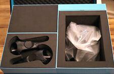 HTC VIVE VR Headset - Black - Excellent Condition