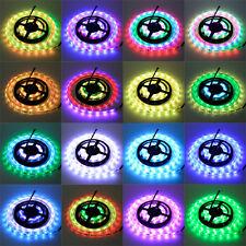 5M 133 Color Dream Magic 6803 IC LED 5050 150LED RGB Strip Light Waterproof 12V