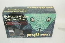 Python Videonics Echtzeit Video Capture Box