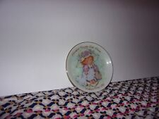 Avon 1981 Mother's Day Plate , Cherished Moments Last Forever