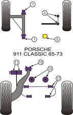 Powerflex Bush Poly For Porsche 911 Classic (65-73) Front Stabilizer Link Rod Bu
