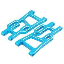 Aluminum 106021 Rear Lower Suspension Arm Blue Fit RC HSP 1/10 Off-Road 94107