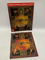 Prima's Official Strategy Guide Dark Stone & Video Game Player's Guide Book Lot