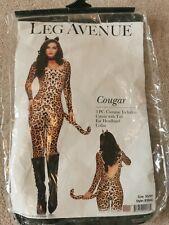 Adult Ladies Leopard Fancy dress XS