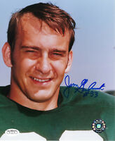 1966 PACKERS Jim Grabowski signed 8x10 photo JSA AUTO AUTOGRAPHED Green Bay