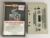 Paul Revere & The Raiders ~ All-Time Greatest Hits ~ Cassette, CGT 31464, 1972