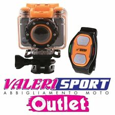 ACTION CAMERA WASPCAM 9900 GIDEON FULLHD HDMI 5MP WP WATCH CONTROLLER MULTIKIT