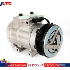 New A//C Compressor and Clutch 1010009-7C3Z19703AA F-150 Expedition F-250
