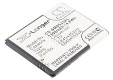 3.7 V Batteria per Samsung GT-S7230, gt-i5510m, NEXT POP 551, GT-S5250, yp-g1c, GT
