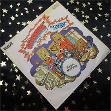 THE CRACKERS BAND Lulù / Ragamuffin * 1973 * TOP PROMO SINGLE (M-:))