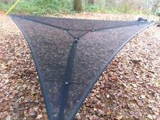 Tentsile Baumzelt Trillium Hängematte 3 Personen black mesh Camping