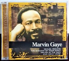 Marvin Gaye ‎– Collections. CD 2005  Sony BMG-82876781692  Funk / Soul