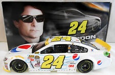 JEFF GORDON 2015 PEPSI CHASE FOR THE CUP PEARL FINISH 1/24 ACTION