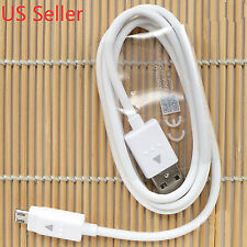 For LG G4 V10 Data Cable 1.8A 4FT Micro USB Data Sync Fast Charger Cord Cable