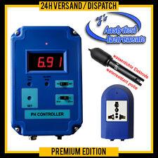 PH REGOLATORE PHMETRO CONTROLLER METER ACQUARIO CO2 ACQUA SALATA/DOLCE P18