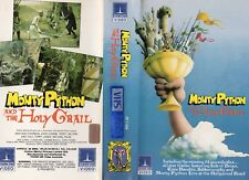 MONTY PYTHON AND THE HOLY GRAIL  -VHS -PAL-NEW-Never played!-Original Oz release