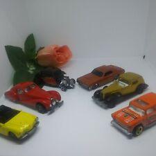 Hot Wheels Matchbox Maisto Majorette Vintage Diecast mixed lots 5 or more car ea
