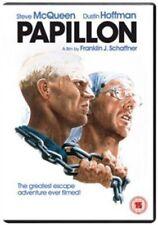 Papillon DVD 1973 1974