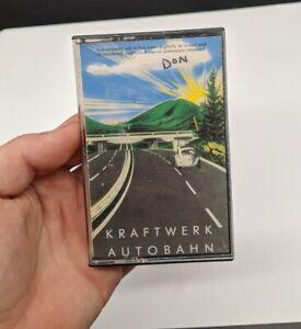 "Kraftwerk ""Autobahn"" On Cassette Tape"