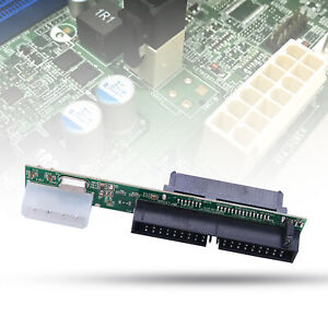 NEW HIGH-SPEED THIN SATA TO 40-PIN/39-PIN IDE HARD DISK CONVERTER FOR DESKTOP