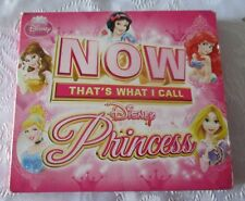 Now That's What I Call Disney Princess 2 CD Album - 5099940942926