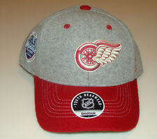 2014 Winter Classic Detroit Red Wings NHL Hockey Flex Fit Hat Cap Reebok Youth