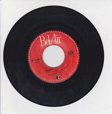 "BOLESLAW NOVAK Vinyl 45T SP 7"" ALFREDO Tango POLKA Musique Monde BEL AIR 141001"