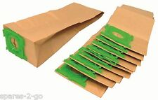 10 x Paper Dust Bags for SEBO K1 K2 K3 Series Vacuum Cleaner Cylinder