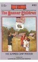 The Summer Camp Mystery (Boxcar Children)