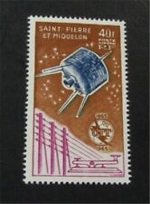 nystamps French St. Pierre & Miquelon Stamp # C29 Mint OG NH $28  U18y3304