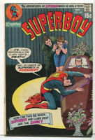Superboy #169 FN-  DC Comics CBX1R