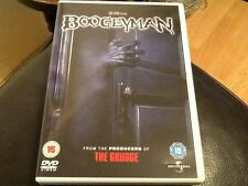 Boogeyman [DVD] Barry Watson, Emily Deschanel, HORROR CLASSIC . PLUS EXTRAS. NEW