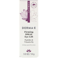 Derma E Firming DMAE Eye Lift 1 2 oz 14 g Cruelty-Free, EcoFriendly,