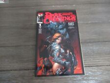 Dark Crossings #1 Clouds Overhead Witchblade Tomb Raider Image Comics Part 2