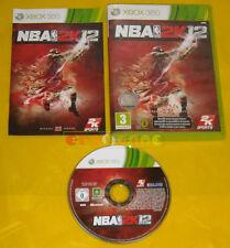 NBA 2K12 XBOX 360 Versione Inglese Testo a Schermo in Italiano »»»»» COMPLETO