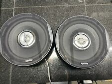 Infinity REF-6502ix 2-Way Reference-X Series Coaxial Speakers with Edge Driven