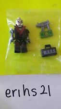 GI JOE DESTRO KRE-O Minifigure BRAND NEW & SEALED KREO Cobra G.I. Joe