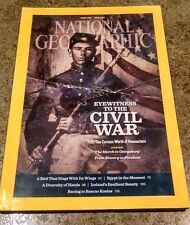 National Geographic - May, 2012. Civil War. Back Issue