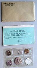 USA 1958 Proof Set Philadelphia in Umschlag Silber PP pollierte Platte 1c-50c