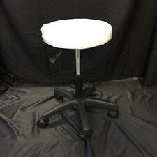 Nail Technician Stool Beauty Chair Stool on Wheels Easy Gliding Hydraulic seat