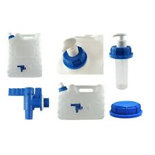 Water Container With Soap Dispenser & Tap For Camping Of 10L,15L,20L - JERRYCAN