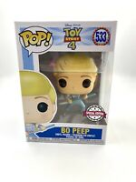 Bo Peep Special Edition Toy Story 4 Funko Pop 533
