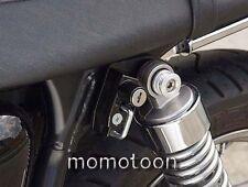Classic Bubble Chopper Bike Motorcycle Universal Hanger Helmet Lock 2 Key B