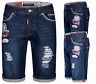 Geographical Norway Herren Bermuda Jeans Shorts Short Knielang Kurze Hose PRAGMA