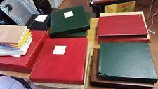 SAN MARINO: collezione completa su marini 1985/1994: valore catalogo 570€.