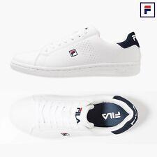 Scarpe da Uomo FILA in Pelle Bianche Sneakers Sportive Estive Eleganti 42 43 44