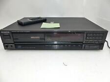 Kenwood DP-880SG Compact Disc Player mit Fernbedienung und Digitalausgang I051