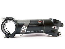 KALLOY UNO 110 x 31.8mm 17 Degree AL 7050 Road / MTB Ultra Light Stem  Black