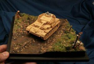 """1/48-""""ARDENNES 1944""""(D48004)PROBUILT Diorama base (20x20x6cm)"""