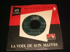 "TANNHAUSER<>MICHEL DENS<>45 Rpm,7"" Vinyl ~France Pressing°PATHÉ 45 D 105"